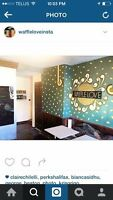 MURALS FOR BUSINESS OR HOME