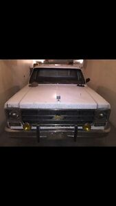 Chevrolet 77 short box