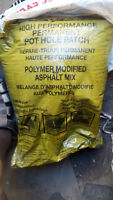 Pot hole ashpalt mix / patch, polymer modified