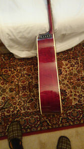 RARE EARLY 90'S TAKAMINE EF350MCR ACOUSTIC/ELECTRIC GUITAR London Ontario image 7
