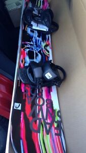 Brand New Snowboard with Box