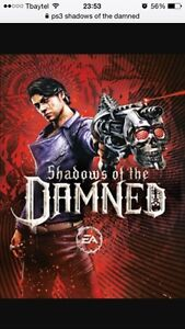 Looking for certain PS3 Games