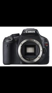 Canon t2i + 18-135 + 10-20 + bag DSLR