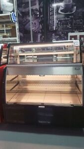Bakery cases, display cases, Meat cases, Pastry cases ,
