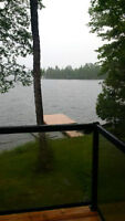 Lovely Waterfront Cottage for Rent in Kawartha Lakes