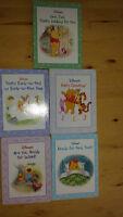 Disney's Winnie The Pooh's Book Set
