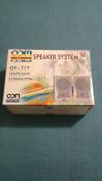 OPM Speaker System (OP - 777)