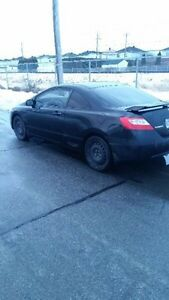 Honda Civic SI 6 speed full part out - body