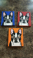 Cadre 8 x 10 Collection Boston terrier