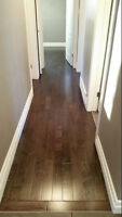 Hardwood and Laminate Installer - JS Installations