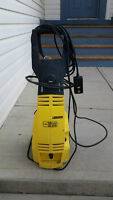 Kracher Power washer