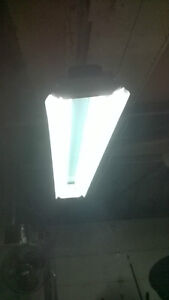 CONVERT T12 & T8 FLOURESCENT LIGHT FIXTURES TO LED