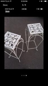 Wrought Iron Plant Stands  Peterborough Peterborough Area image 2