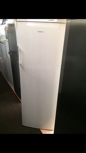 White frigidaire frost free H 170cm W 60cm freezer good condition with guarantee bargain
