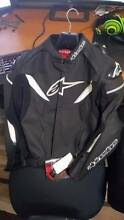 GP-R Alpinestars Perforated leather jacket Burdell Townsville Surrounds Preview