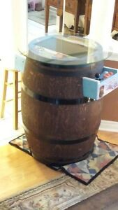 Wine Barrel Arcade Machine **500+ Games with warranty** Cambridge Kitchener Area image 2