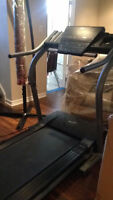 NordicTrack EXP1000 Treadmill Great Condition