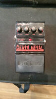 Death Metal Electric Guitar Pedal   **CHEAP**