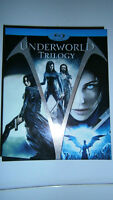 Underworld trilogy blu-ray(collector sets)