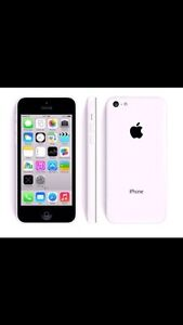 Iphone 5c-16GB-Bell or Virgin Mobile ,