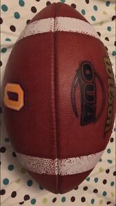 CFL authentic football. Official pigskin