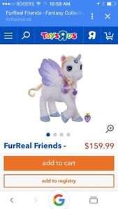 Fur Real pet Star Lilly