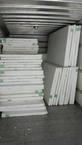 Plastispan, 4x8x2inch, R8 Styrofoam Insulation ,SAVE $$$
