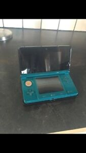 3DS Teal edition