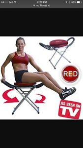 Red Fitness XL abb resistance