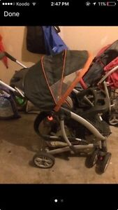 Graco classic click &I connect stroller