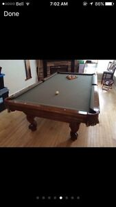 Brunswick pool table 4x8 Edmonton Edmonton Area image 6