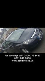 From £99 HIRE UBER READY CAR, PCO CARS, RENT A HYBRID CAR IN LONDON