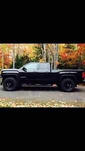 2014 GMC Sierra (carbon addition)