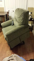 Lift Chair for sale. massage and heat