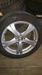 Michelin X-Ice Winter Tires size 17 Sarnia Sarnia Area image 1