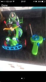 Rc toy story car