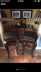 Deluxe Bar-Height Chairs