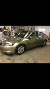 2008 Honda Accord Sedan For Sale