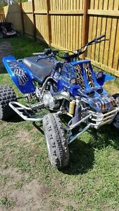 2001 banshee big bore lots of upgrades