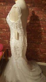 Gorgeous Wedding Dress BN