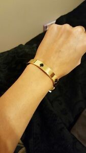 Kate Spade bracelet (new..tags still attached) Cambridge Kitchener Area image 2