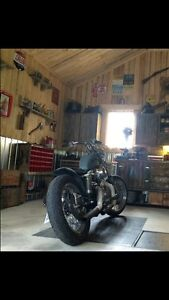 Harley Davidson xlch bobber