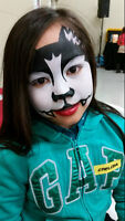 Krizzy Art Face Painting, in Regina&area