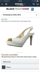 Nine West Able new shoes size 8