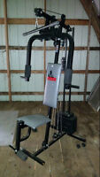 Weider Home Gym 740