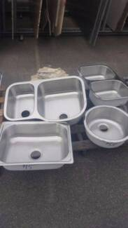 STAINLESS STEEL AND COMPOSITE STONE SINKS - FACTORY SECONDS Bayswater Bayswater Area Preview