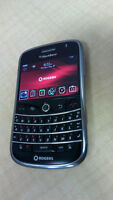 Unlocked BlackBerry Bold 9000+ Brand new sealed battery included