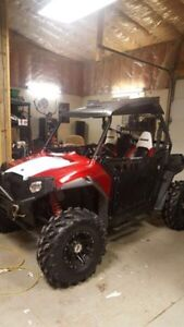2011 Polaris Rzr 800 S    Good Shape