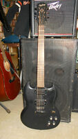 Epiphone Gothic Electric Guitar