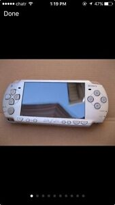 Psp Sony includes 7games